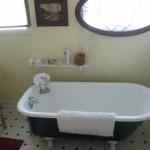 Back Tub